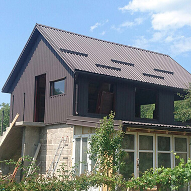 Ponuda građevinske limarije, Otočac, Senj, Gospić, Plitvice